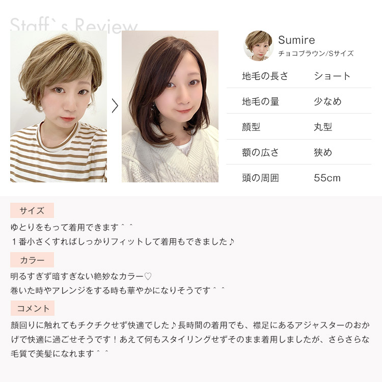 staff:Sumire Review